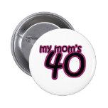 My Mum's 40 Buttons