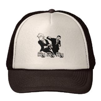 My My My Mesh Hats