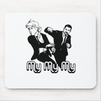 My My My Mouse Pad