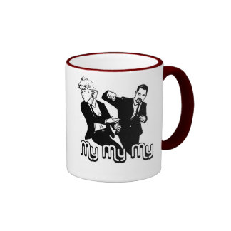 My My My Ringer Mug