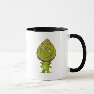 My name is, Artichoke! Mug