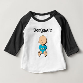 My name is... Benjamin Baby T-Shirt