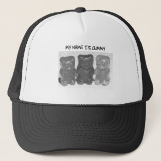 My Name is Gummy Trucker Hat