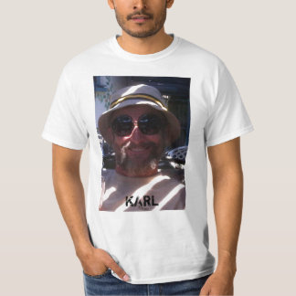 My name is Karl T-shirts