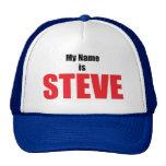 My Name is Steve Cap