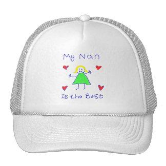 My Nan is the Best Cap