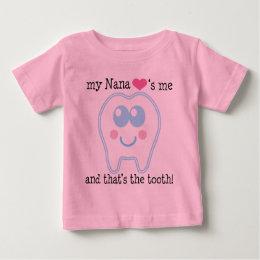 Funny Nana Baby Clothes & Infant Apparel