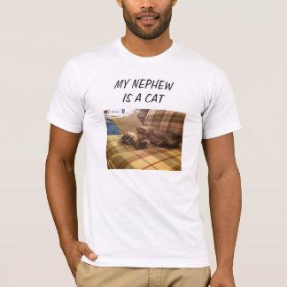 My nephew is a cat T-Shirt