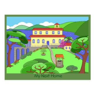 My Next Home Postcard