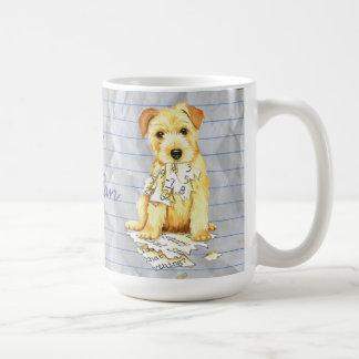 My Norfolk Terrier Ate My Lesson Plan Coffee Mug