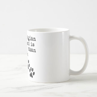 My Norwegian Elkhound Is Smarter Than You Mug