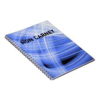 My Notebook with spirals