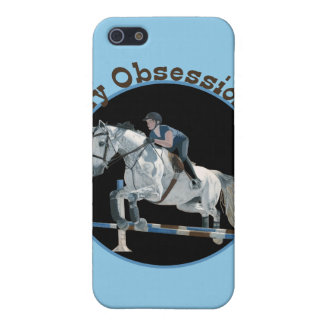My Obsession Horse Jumper iPhone 5/5S Covers