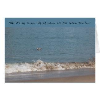 My Ocean Card