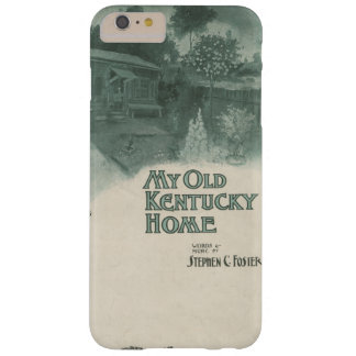 My Old Kentucky Home Barely There iPhone 6 Plus Case
