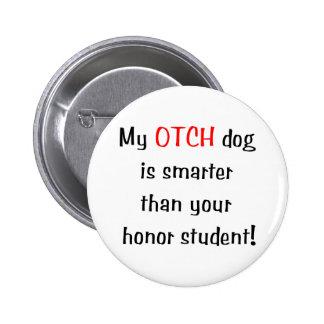 My OTCH Dog is Smarter Pin