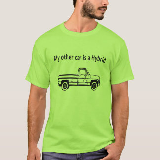 My other car is a hybrid T-Shirt