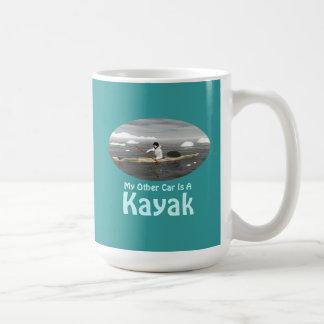 My Other Car Is A Kayak Coffee Mug