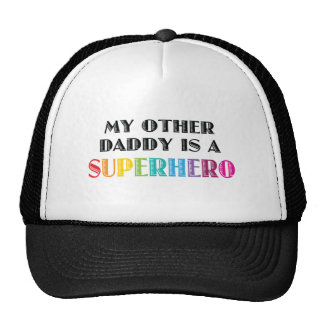 My Other Daddy Is A Superhero Cap