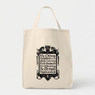 My Other Husband - Highlander Tote Bag