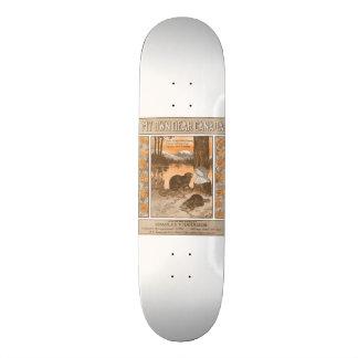 My Own Dear Canada Custom Skate Board