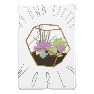 My Own Little World iPad Mini Case