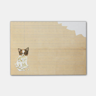 My Papillon Ate My Homework Post-it® Notes
