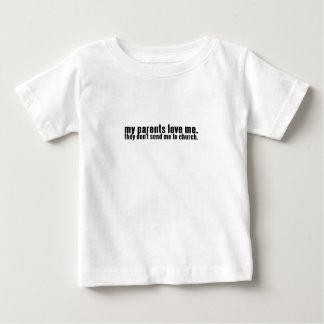 My parents love ME Baby T-Shirt
