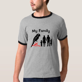 My Parrot Family T-Shirt