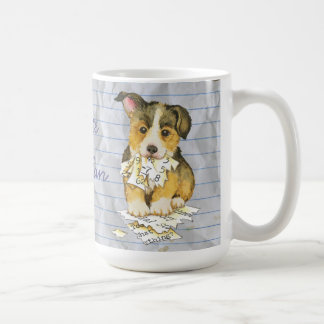 My Pembroke Welsh Corgi Ate my Lesson Plan Coffee Mug