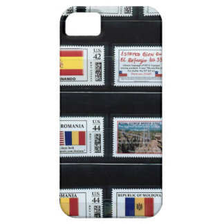 """""""My personalized stamps"""" p3,by zazzle.com/dorinco* iPhone 5 Cover"""