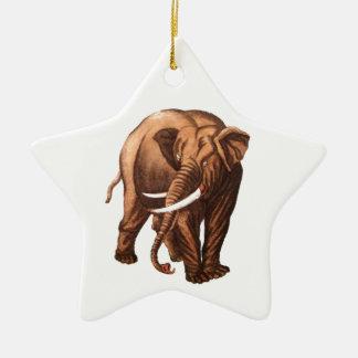 MY PET ELEPHANT CHRISTMAS TREE ORNAMENT