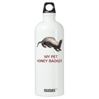 MY PET HONEY BADGER SIGG TRAVELLER 1.0L WATER BOTTLE