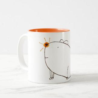 My Pet Peeve Two-Tone Coffee Mug
