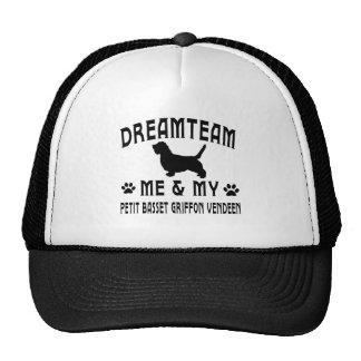 My Petit Basset Griffon Vendeen Dog Hat