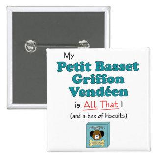 My Petit Basset Griffon Vendeen is All That Pins