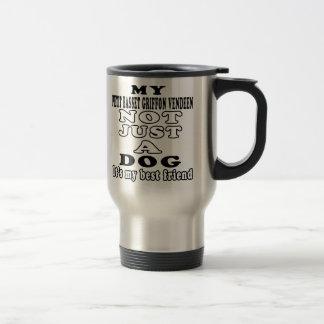 My Petit Basset Griffon Vendeen Not Just A Dog Coffee Mug