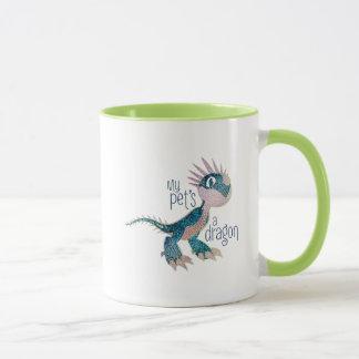 My Pet's A Dragon