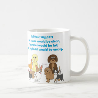 My Pets Coffee Mug