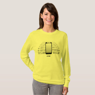 My Phone - all in one T-Shirt