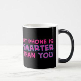 My Phone is Smarter than You Mug