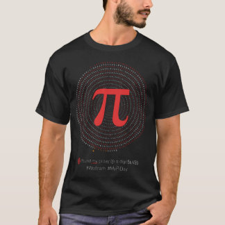 My Pi Day T-Shirt