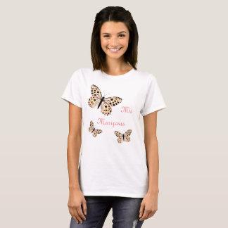 My pink butterflies T-Shirt