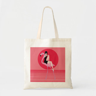 My pink Flemish Tote Bag