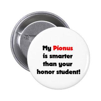 My Pionus is Smarter Pin