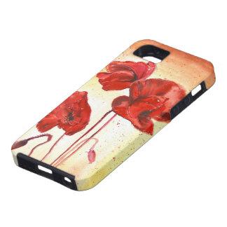My Poppies in the Summer iPhone 5 Cover