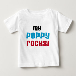 My Poppy Rocks T-shirts and Gifts