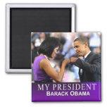 My President Magnet (fist bump)