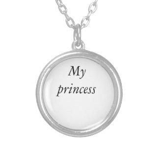 My princess Neckless Anpassningsbara Smycken