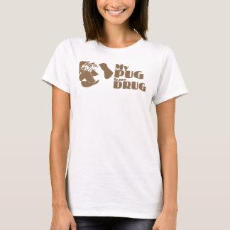 My Pug is my Drug Tank Top
